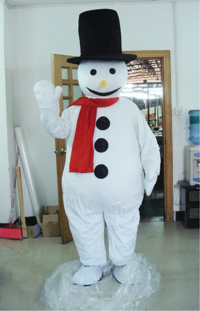fab549e16346 High Quality Carnival Party Olaf Snowman Mascot Costume Adult New Olaf  Mascot Costume Fancy Dress Clothing Christmas Party Suit