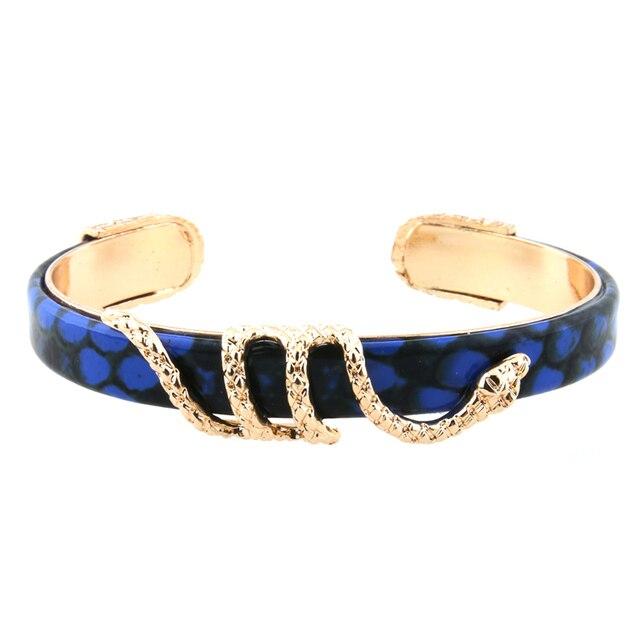 Snake Leather Bracelets...