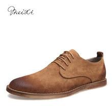 meixi elegant mens dress shoes italian genuine leather men shoes formal oxford shoes for men office social 10-1
