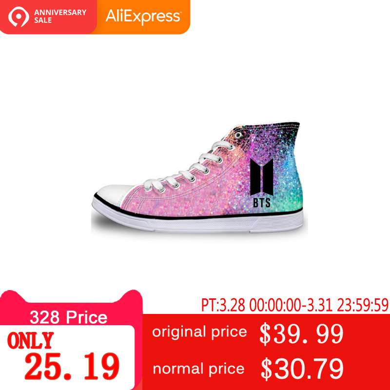 Men's Vulcanize Shoes Smart Elviswords Mens High-top Vulcanized Shoes Universe Space Printed Male Casual Canvas Shoes Galaxy Star Lace-up Student Flat Shoes Men's Shoes