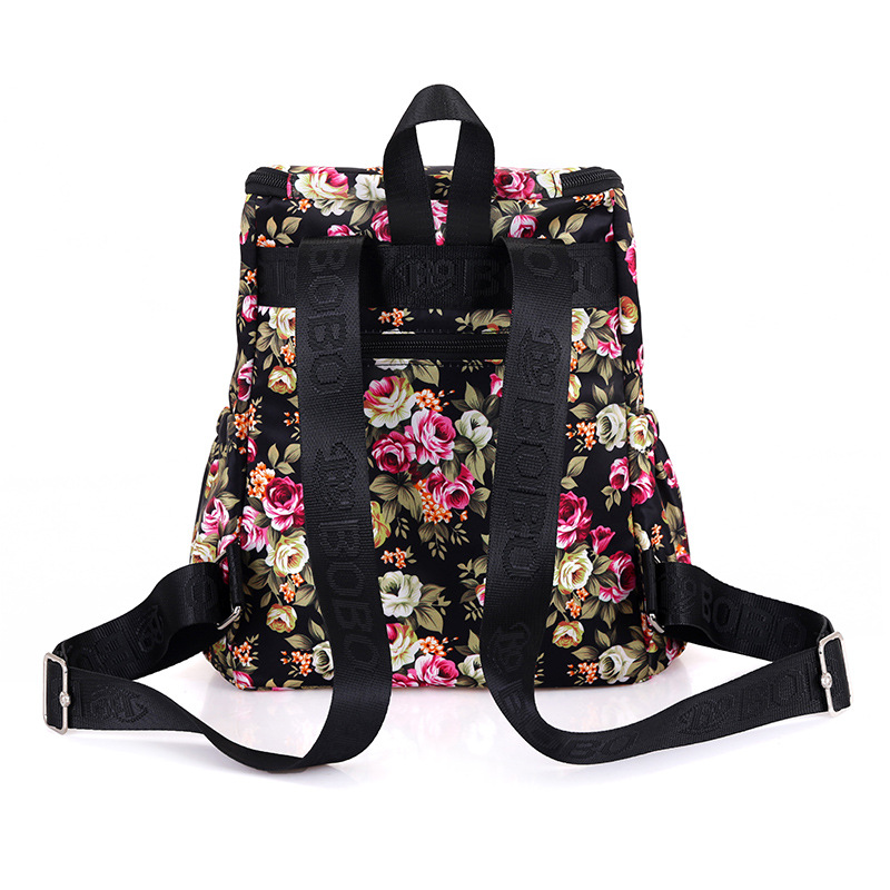 Fashion Mother Baby Backpack Large Capacity Diaper Bag Travel Care Multipurpose Maternity Changing Bag Baby Items Organizer Bag