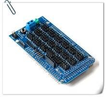 135PCS/LOT Mega Sensor Shield V2.0 V2 For Arduino ATMEGA 2560 R3 1280 ATmega8U2 ATMEL AVR