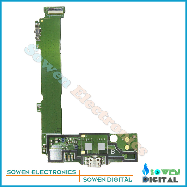 For Nokia Lumia 535 charger port USB Flex cable charging port dock connector board ,Best quality