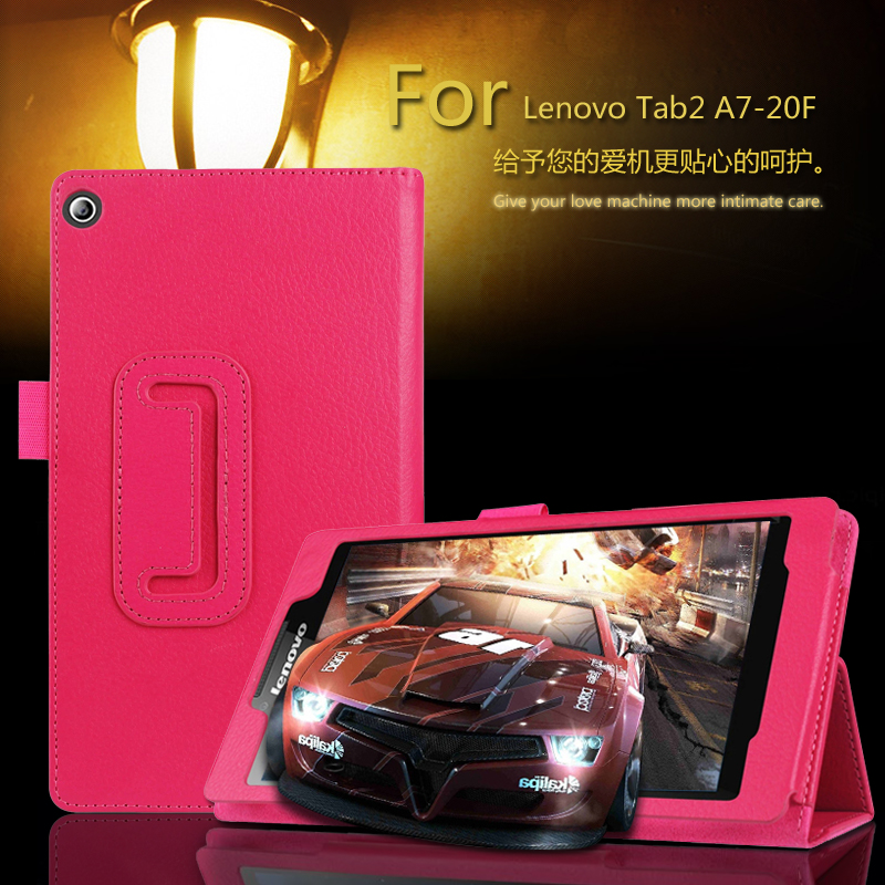 Cover Case For Lenovo Tab 2 Tab2 A7 20 A7 20F A7 20F 7 Tablet Stand