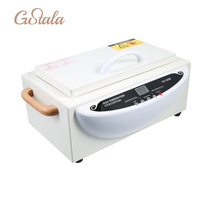 Gustala 220V High Temperature Sterilizer Electric Manicure Nail Tools Disinfection Cabinet Portable Equipment Sterilizing Tool