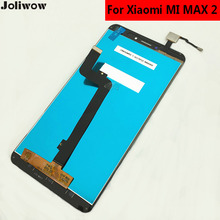 tested! For XiaoMi MI MAX 2 LCD Display+Touch Screen+tools Digitizer Assembly Replacement Accessories 6.44