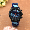 2017 Sport Brand Army soldiers Camouflage military watch Casual Quartz Watch men outdoor men Wristwatch relogio masculino Clock