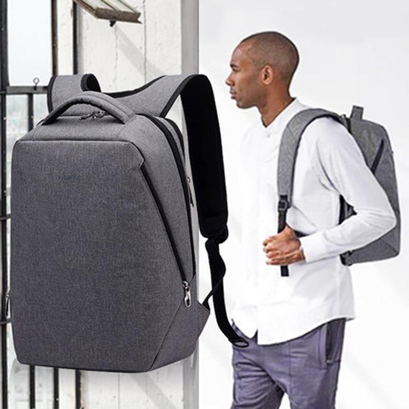 Original HHD-GJ Antitheft Notebook Backpack 15.6 inch Laptop Backpack sleeve for Men Women External USB Charge Computer Bag
