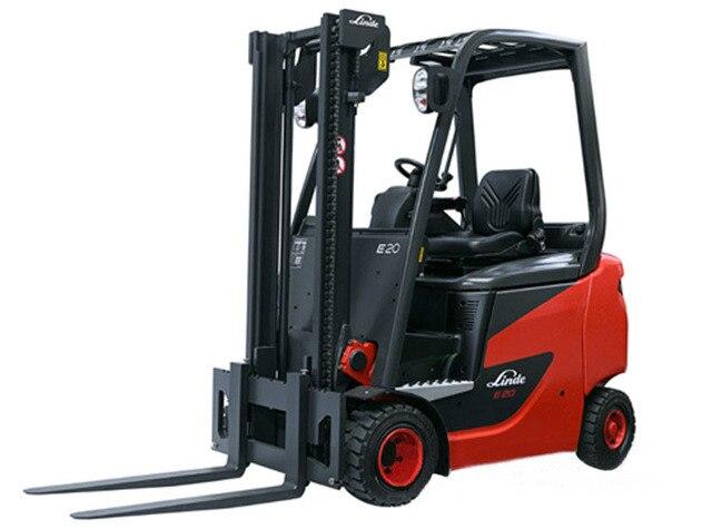Poważne Linde nowy 1.6 t 2 t elektryczny wózek widłowy serii 1275 E16C AP48