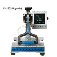 Caneta máquina da imprensa do calor máquina Pequena máquina de estampagem a Quente mini caneta Esferográfica padrão personalizado CH1802 manual de Máquina de Impressão Da pena