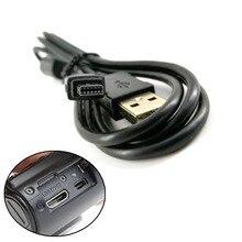 ข้อมูลสาย USB สำหรับ Casio Exilim EX S10 EX S12 EX Z80 EX Z77 EX Z2 EX Z9 EX Z90 EX Z2000 EX Z2200 EX Z2300 TR200 TR100 TR150
