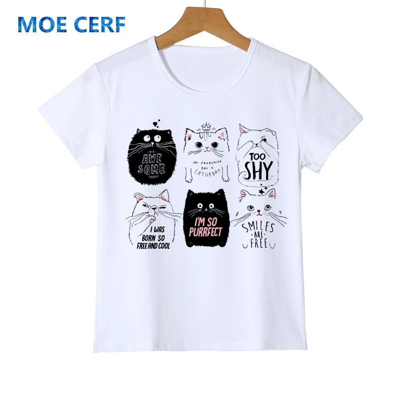 f4b479f89c57 Boys Girls Baby Summer Clothes Just Monika Kid s T Shirt Doki Doki ...