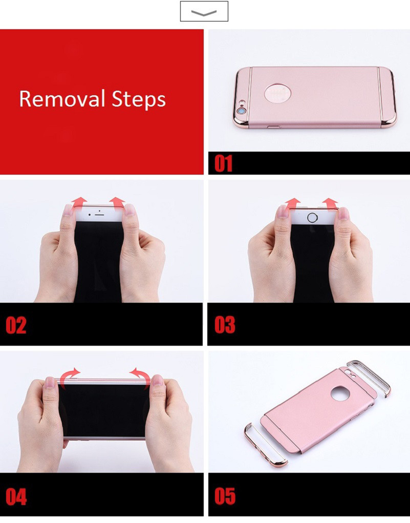 CONNICS Phone Case S7 S7 Edge for Women Men Electroplating Frame 3 in 1 Hard PC Back Cover For Samsung Galaxy S7  S7 Edge Cases (27)