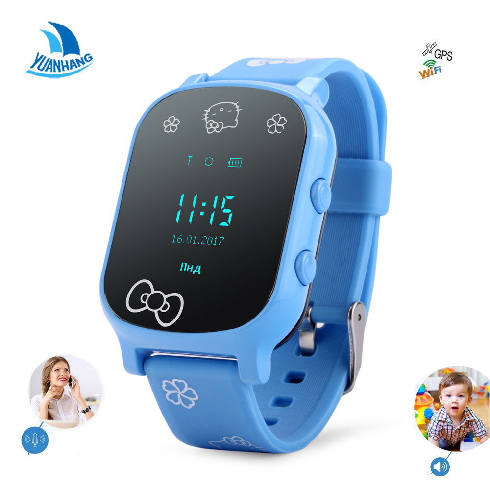 OLED Screen T58 Smart GPS WIFI Tracker Locator Phone Watch for Kids Elder Child Student Smartwatch with SOS Remote Monitor GPS new colors oled screen t58 smart gps wifi tracker locator anti lost sos remote monitor watch for kids child student wristwatch