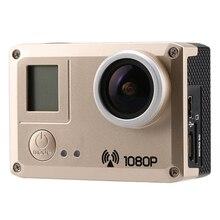 Full HD 1080 P Wi-Fi Видео DV DVR Action Sports Камеры-ночного Видения 30 М Водонепроницаемый Портативный ПК Камера Вождение Автомобиля рекордер
