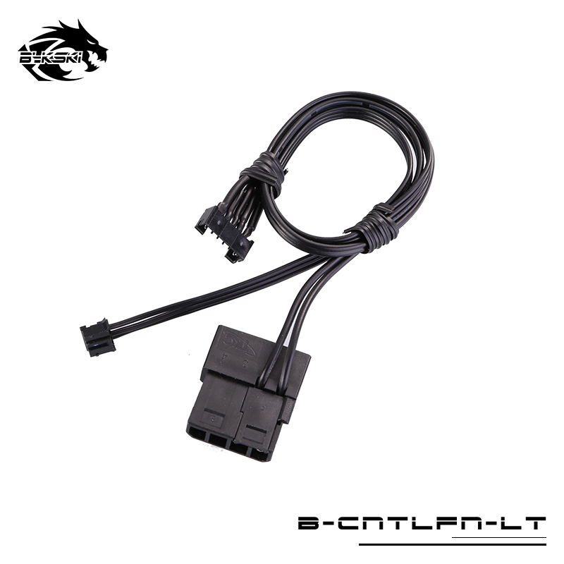 Fan <font><b>RGB</b></font> Lighting SYNC Adapter <font><b>Cable</b></font> 5V <font><b>3PIN</b></font> Symphony Light Sync LINE B-CNTLFN-LT image
