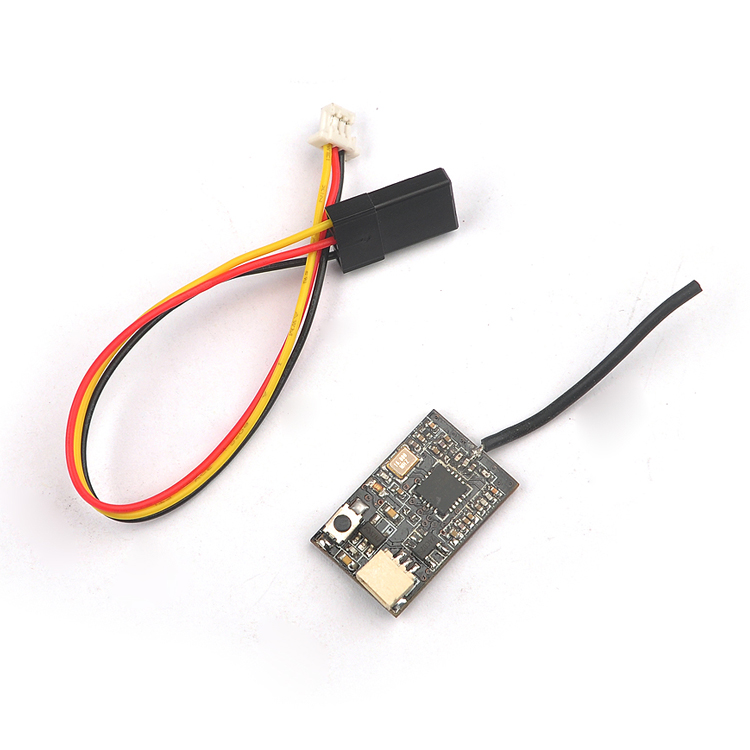 FS82 Micro 2.4G Receiver Compatible AFHDS 2A PPM 8CH/IBUS 10CH For Flysky Transmitter RC Drone Quadcopter