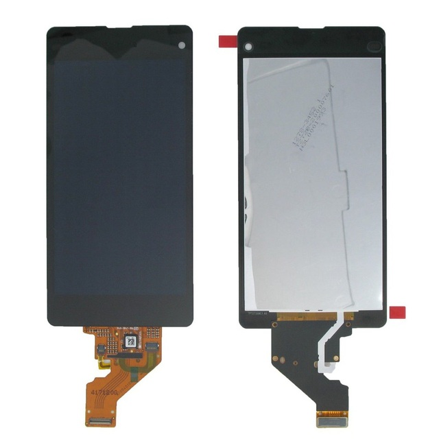 For 5Pcs/lot Xperia Z1 Compact D5503 LCD And Touch Screen Digitizer Assembly No Frame