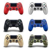 Bluetooth Беспроводной джойстик для PS4 контроллер подходит для Игровые приставки 4 консоли для Игровые приставки Dualshock 4 геймпад для PS3 консоли