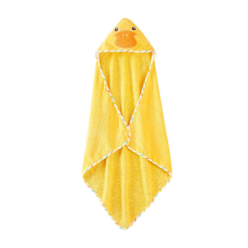 Luvena Fortuna Baby Handdoek 3D Animal Badhanddoek Super Zachte Baby - Beddegoed - Foto 5