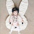 Miffy Conejo Niños Manta de Juego Crawl Pad Juego de Niños Estera de Arrastre Alfombra de Dibujos Animados de Animales Niños Habitación Decoración Suave Alfombra De Algodón