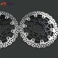 hot sale motorcycle accessories front brake disc roto For KAWASAKI ZG 1400 Concours 14 B8F-B9F, DAF ZG1400 2008 2009 2010 2011
