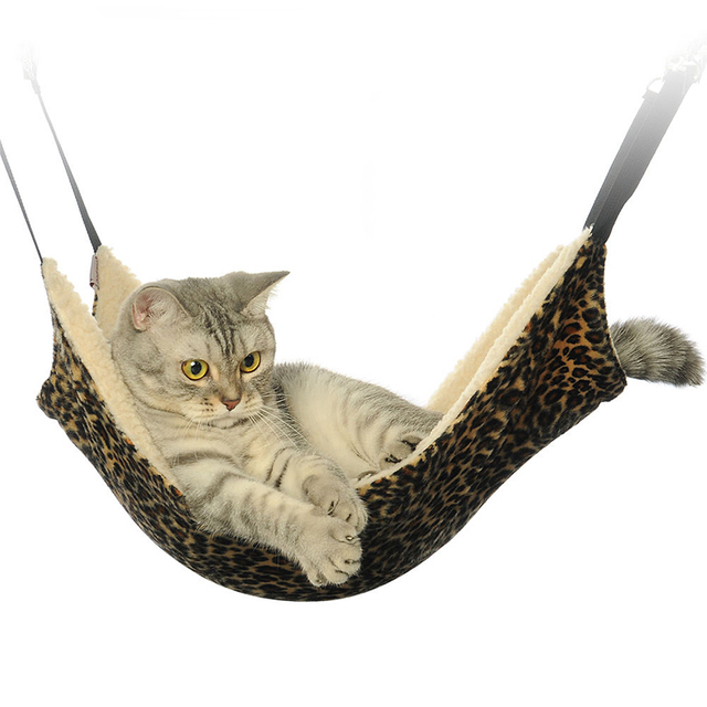 Great Hammock For the Lazy Cat