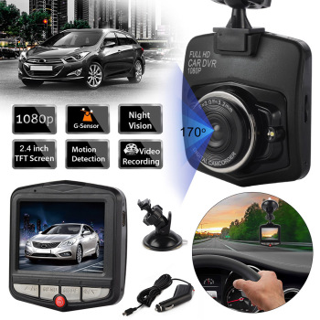 Portable Mini DVRs Car Camera AVI Dash Record Camcorder Video registrator Parking Recorder Loop Recording G-Sensor DVR