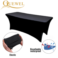 Eyelash Bed Cover Beauty Sheets Elastic Table Stretchable Eyelashes Extension Professional Cosmetic Salon Sheet with Hole Quewel