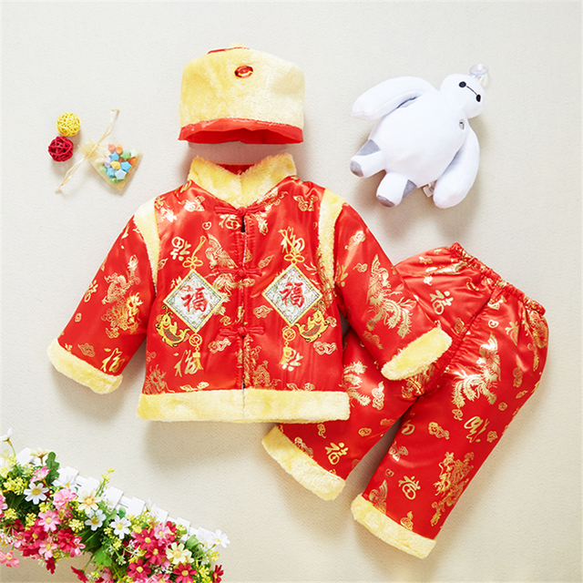 Tang Suit Chinese New Year Clothes