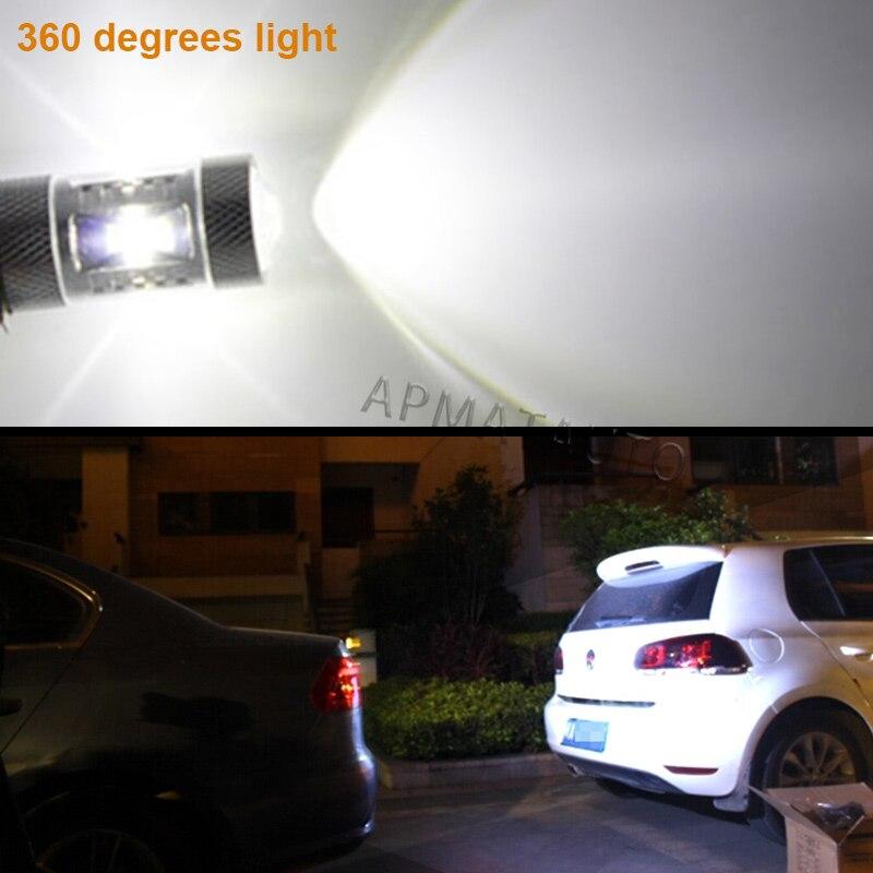 1156 Whie Canbus XBD μάρκες LED φώτα πίσω φώτων - Φώτα αυτοκινήτων - Φωτογραφία 6