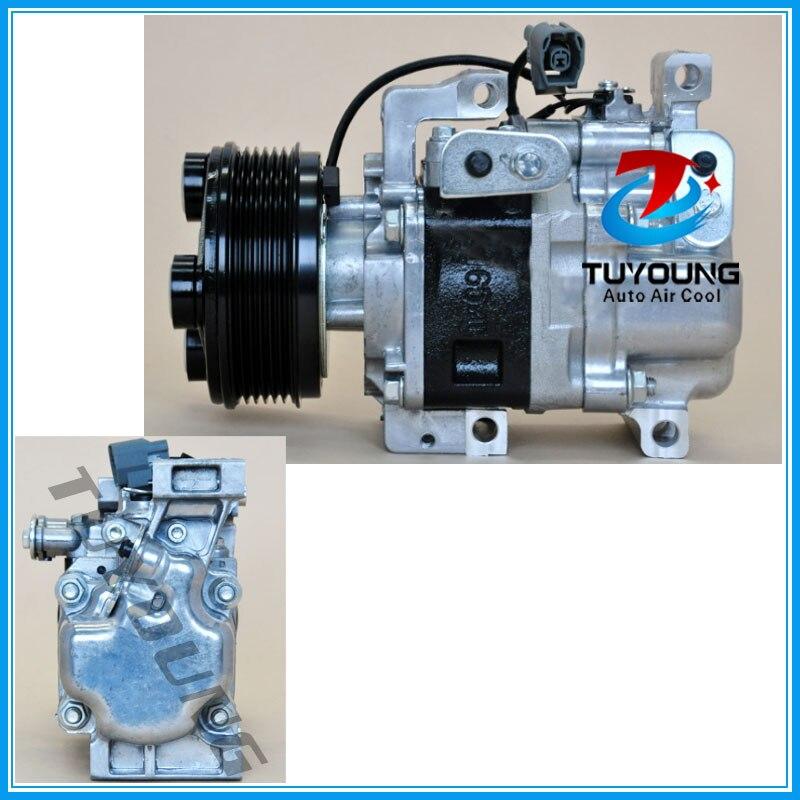 auto ac compressor for Mazda CX-7 2.3 EG2161450C H12A1AL4CX 97471 98471 EG21-61-K00 H12A1AL4A0auto ac compressor for Mazda CX-7 2.3 EG2161450C H12A1AL4CX 97471 98471 EG21-61-K00 H12A1AL4A0
