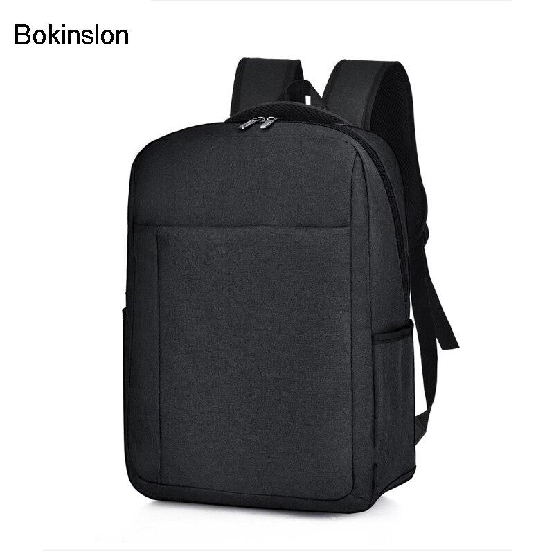 Qualifiziert Bokinslon Computer Rucksäcke Männer Taschen Fashion Einfache Oxford Multifunktions Mann Rucksäcke Casual Reisetaschen Für Frauen Unisex Herrentaschen