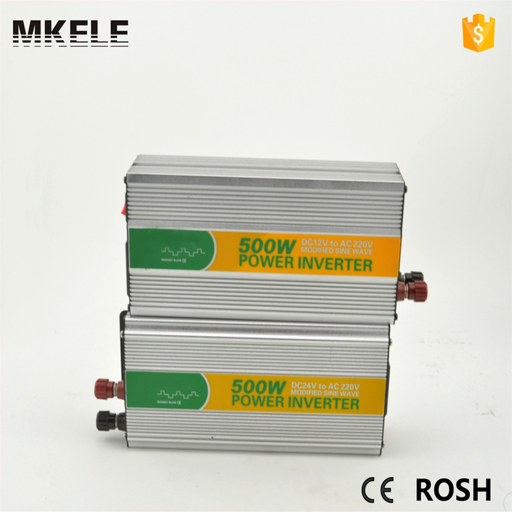 ФОТО MKM1000-241G hot sale!off grid modified sine 24vdc to 120vac inverter power inverter price 1kw electric inverter for home