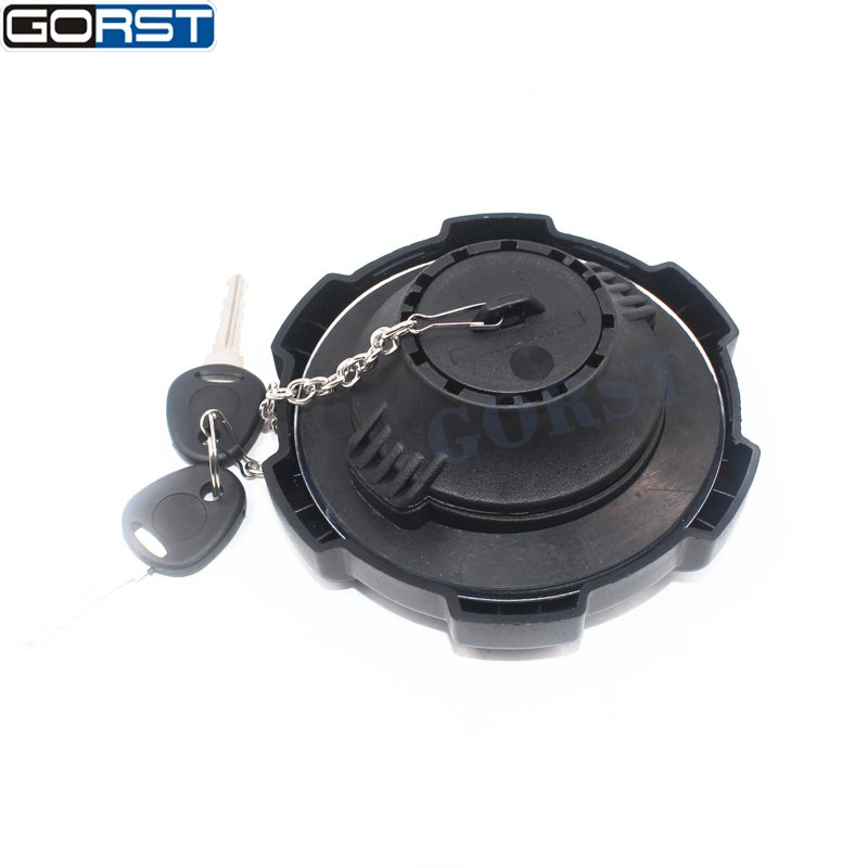 Car-styling automobiles exterior parts fuel tank cover gas cap for VOLVO truck 20392751 04 with key lock -2