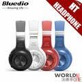 Bluedio HT Handsfree Sem Fio Bluetooth 4.1 Fones de Ouvido Estéreo Microfone Embutido para Chamadas e Música Streaming de Cancelamento de Ruído