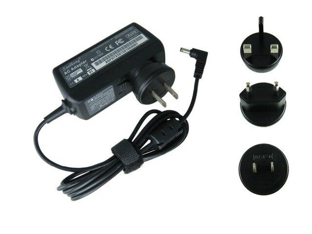 19 В 1.75A AC адаптер питания подключите зарядное устройство для ASUS Vivobook S200 S200E S220 X200T X201E X202E F201E q200e, Высокое качество