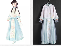 ancient chinese costume women clothing clothes robes traditional beautiful dance costumes han tang dynasty dress china fairy