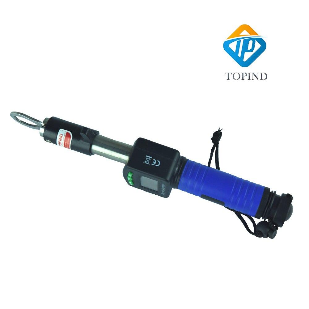 3 pièces EHSP-615 outils de poignée de lèvre de poisson pince pince avec échelle numérique et 1 m règle de mesure en acier inoxydable pince porte-poisson
