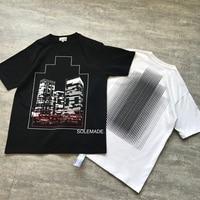 CAV EMPT C.E Skyscraper t shirt men women hip hop harajuku summer kanye west cotton summer streetwear tops t shirt clothes