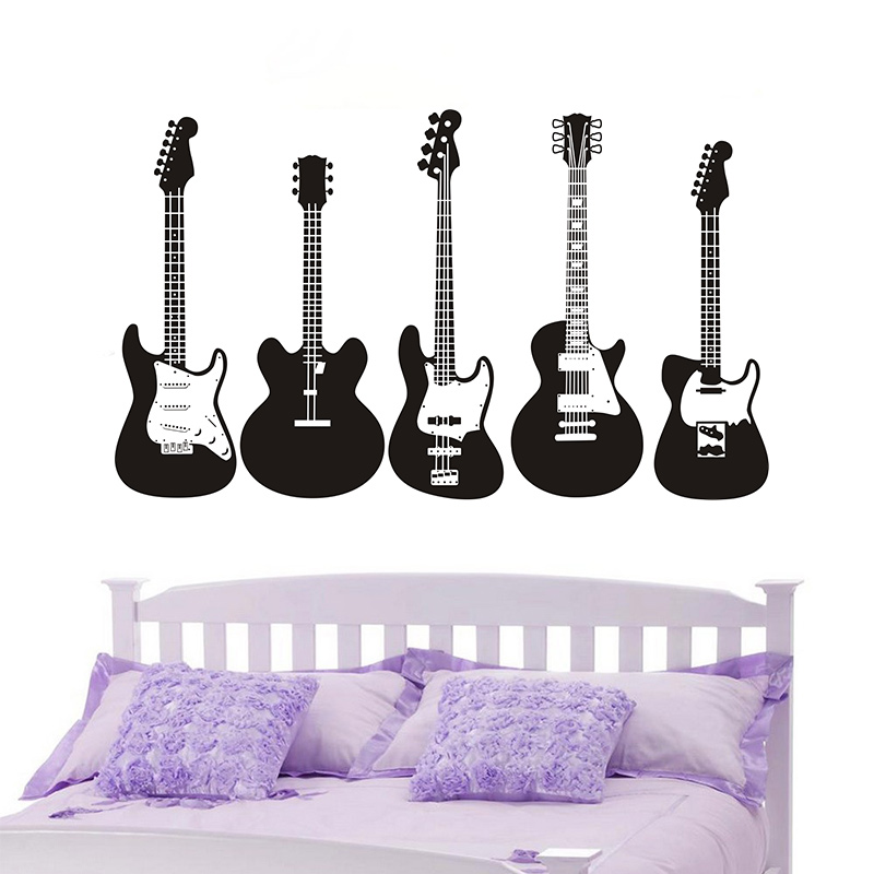 Guitar Wall Decor guitar wall decor promotion-shop for promotional guitar wall decor