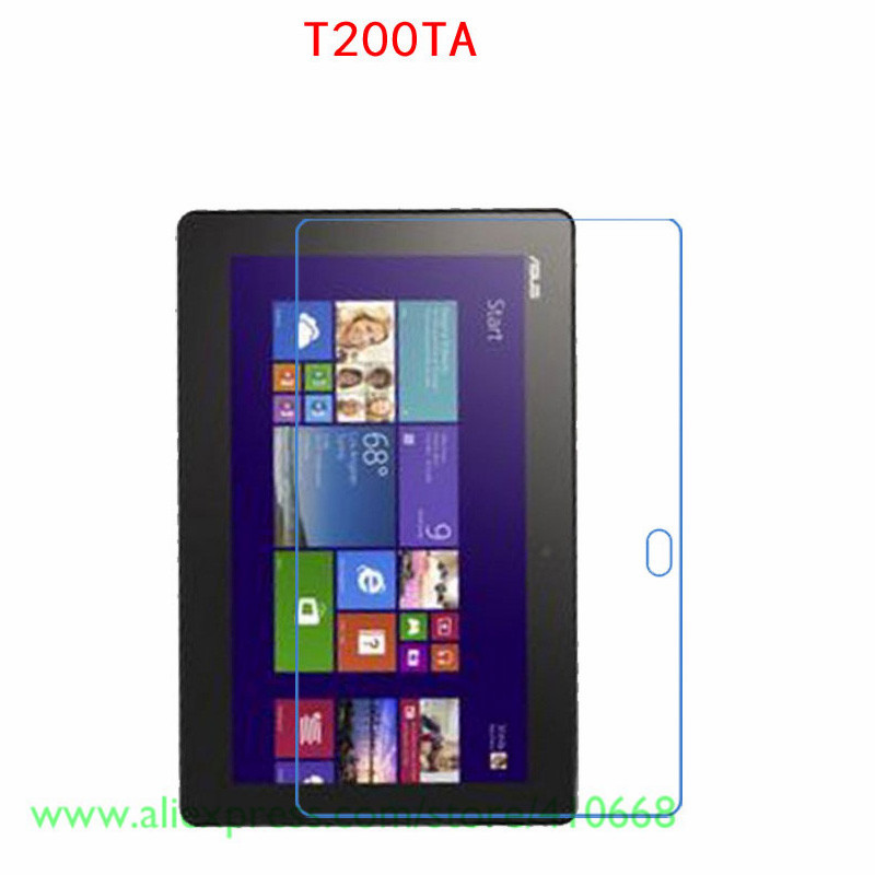 Ultra Clear HD Front LCD glossy Screen Protector Screen protective Film For Asus Transformer Book T200 T200TA 11.6 Tablet