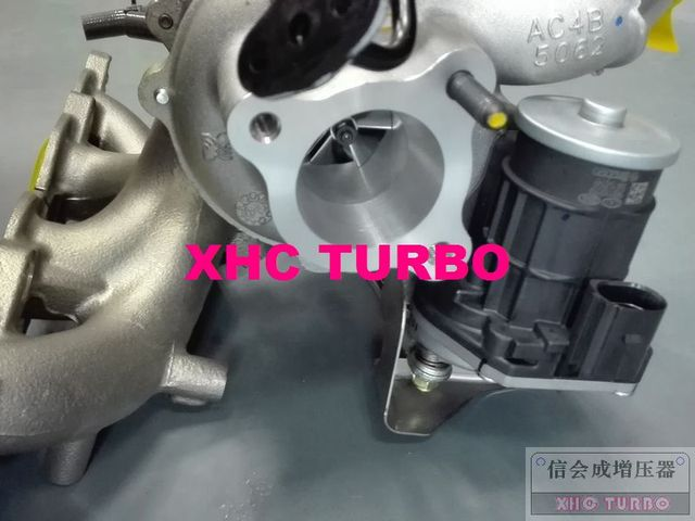 Turbocharger for hyundai sonata