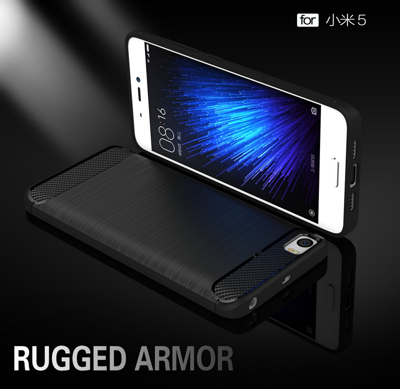 for <font><b>Xiaomi</b></font> <font><b>Mi5</b></font> Mi 5 Armor Case cover for <font><b>Xiaomi</b></font> Mi6 Mi 6 pro Prime 32GB 64GB <font><b>128GB</b></font> Shockproof phone Back cover Case fundas image