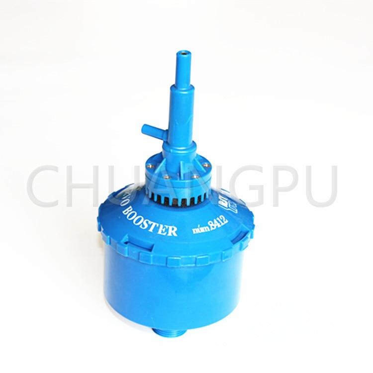 COMBUSTIBLE regulador de filtro rey 85mm cristal BOWL medidor de nuevo