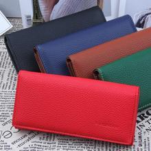 Fashion Unisex Clutch Card Holder Change Bag Purse Handbag W
