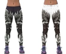 New Batman Leggings Breathable Spandex Fitness For Women Digital Printed Sport Joggings Pants Plus Sizes