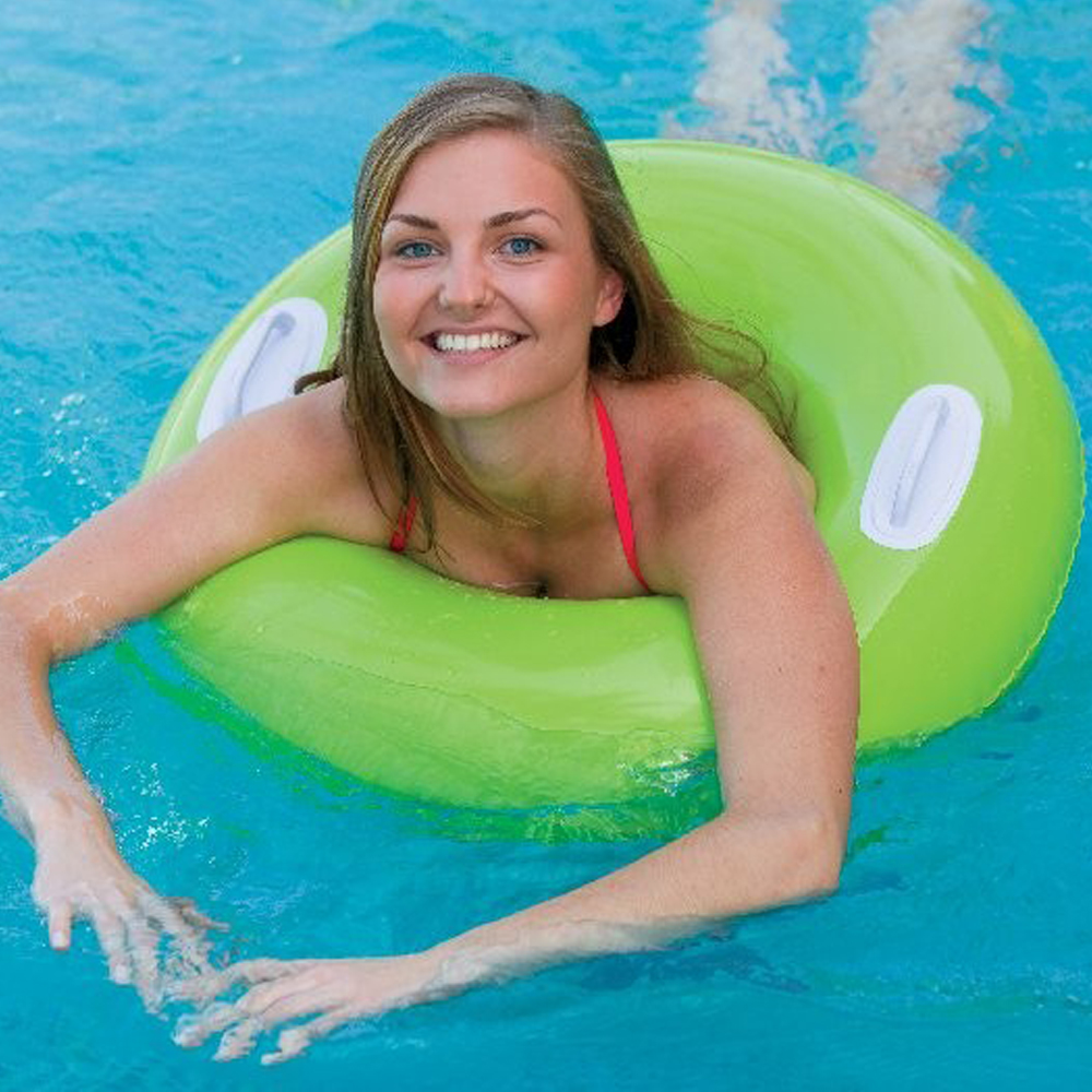 DMAR 76 cm 30 zoll Aufblasbare Schwimmen Ring Für Erwachsene