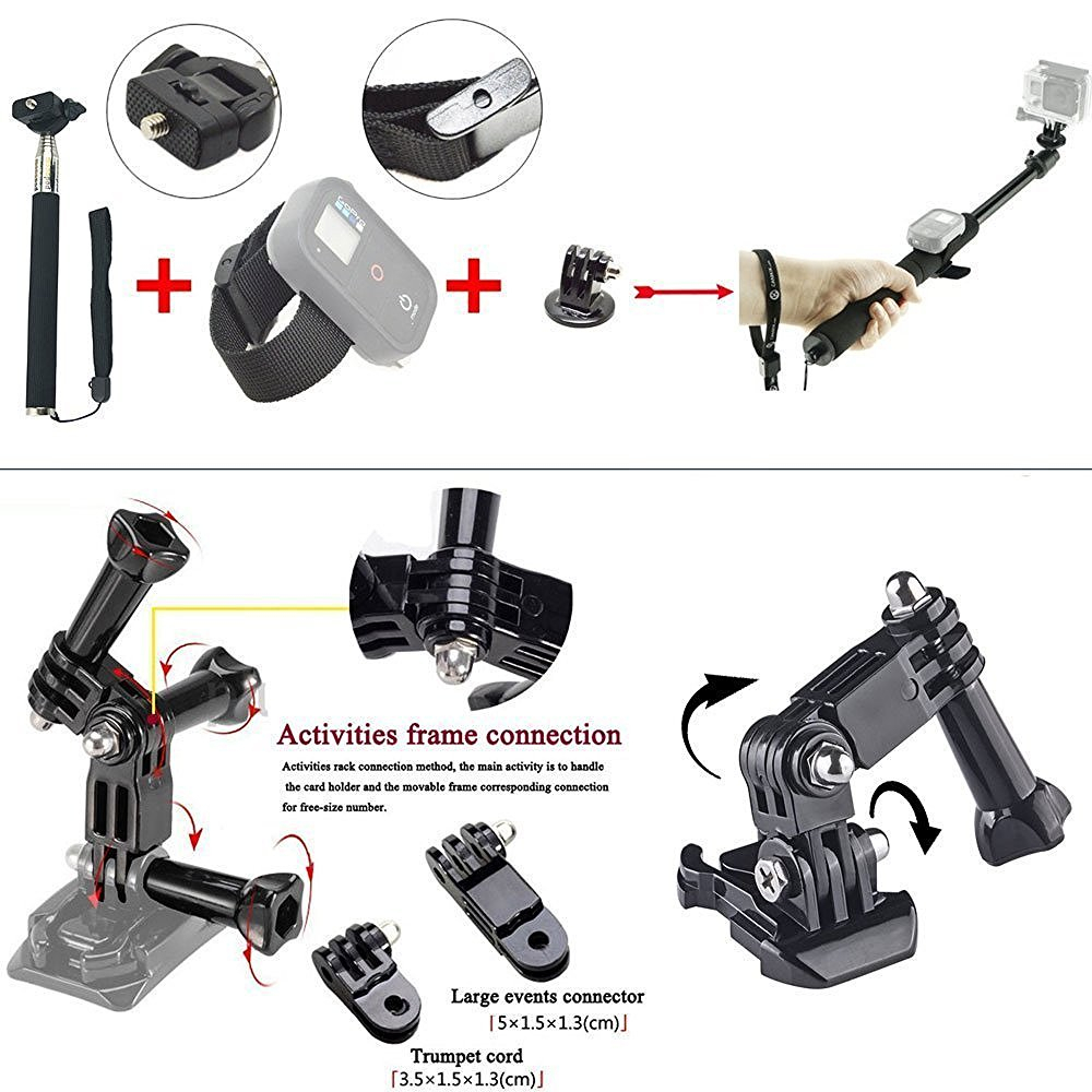 Комплект комплекту аксесуарів YIXIANG - Камера та фото - фото 4