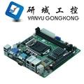 2017 Produtos de Apoio Motherboard LGA 1151 MINI ITX 1151 pin i7 i5 i3 CPU Processador Gráfico HDMI SSD HDD WI-FI DDR4